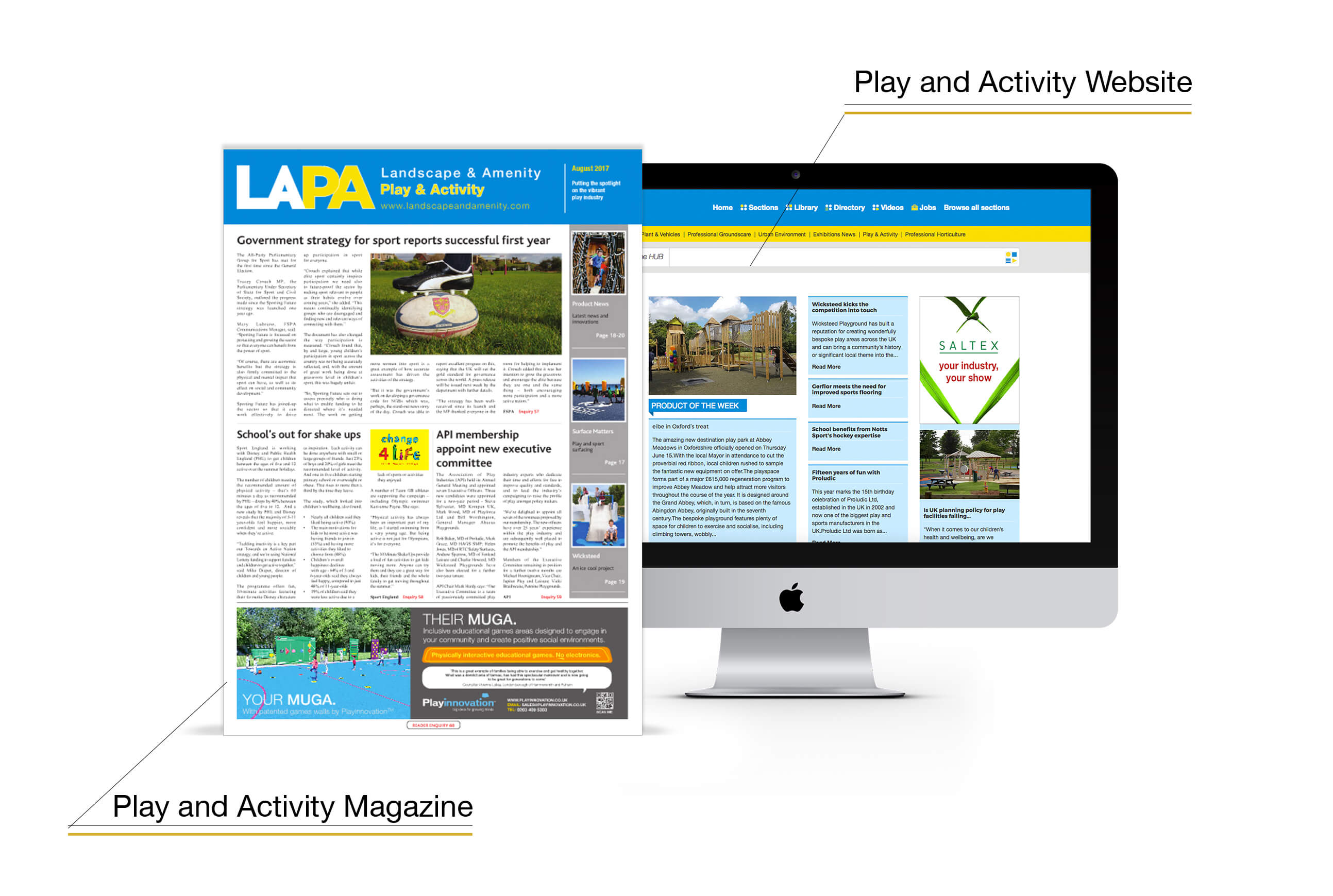 Play & Activity