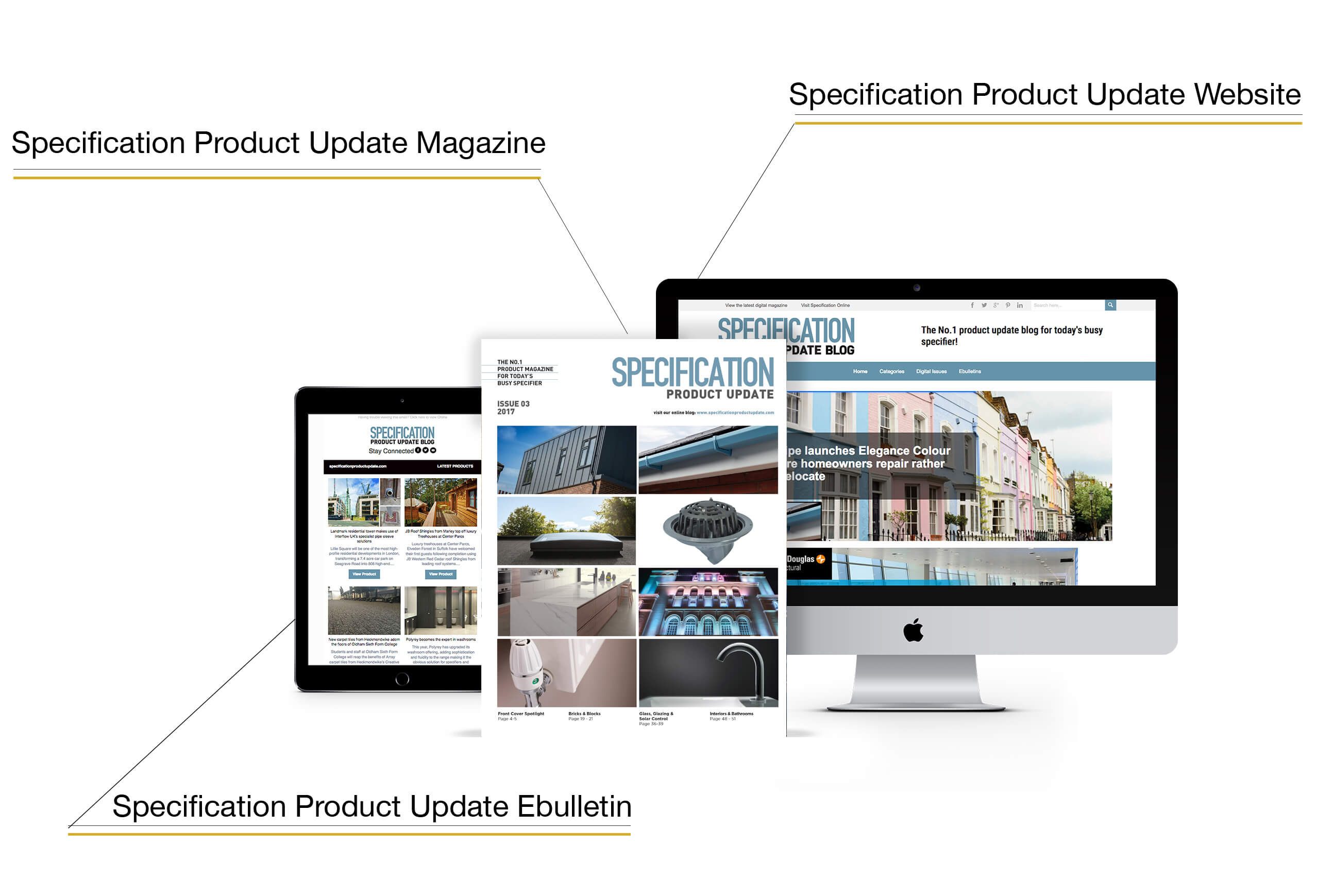 Specification Product Update